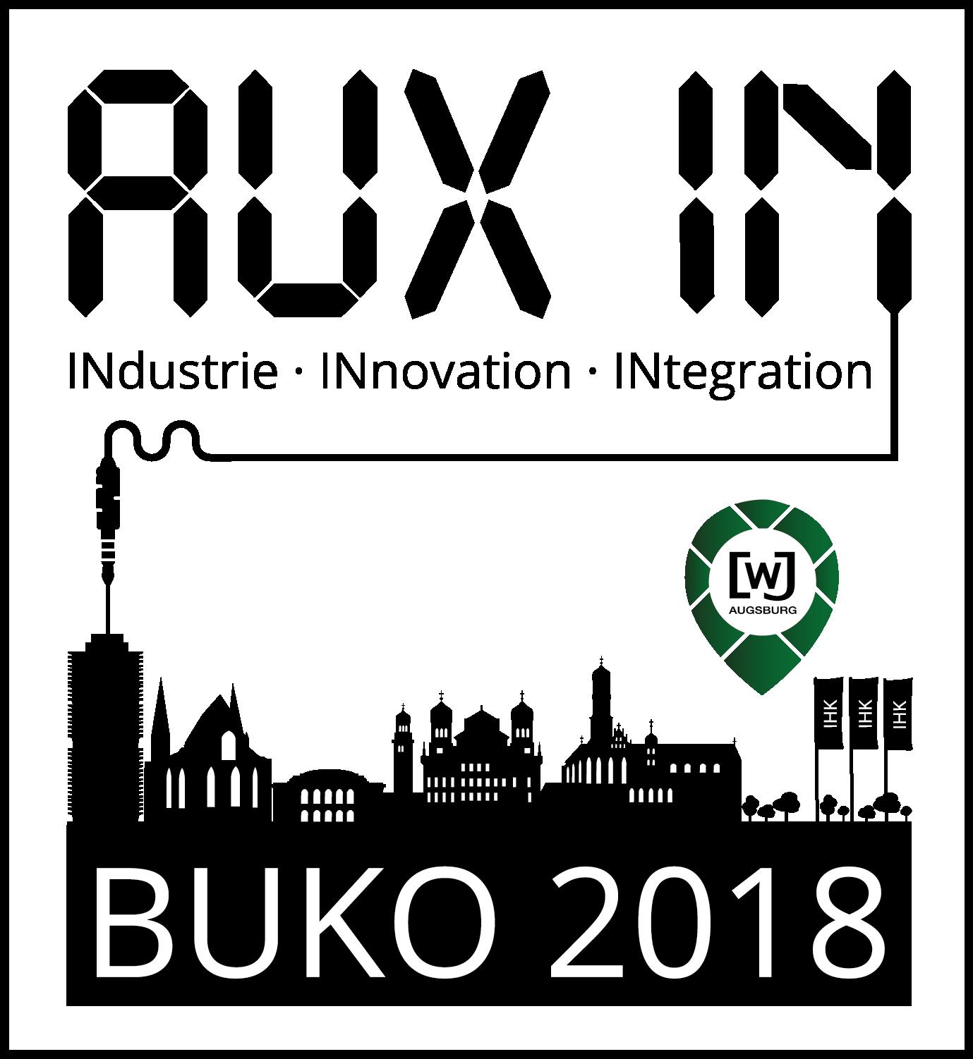 Logo BUKO 2018
